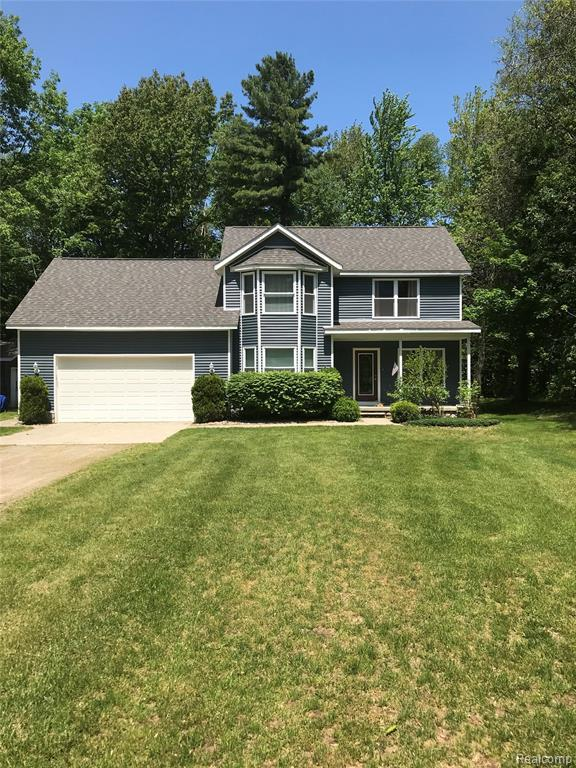 3402 Old Orchard Lane, Lexington Twp, MI 48450 (#219058849) :: RE/MAX Classic