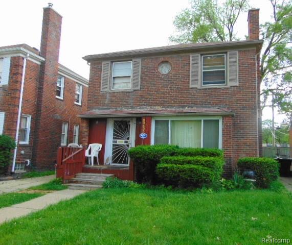 20423 Warrington Drive, Detroit, MI 48221 (#219059155) :: The Mulvihill Group