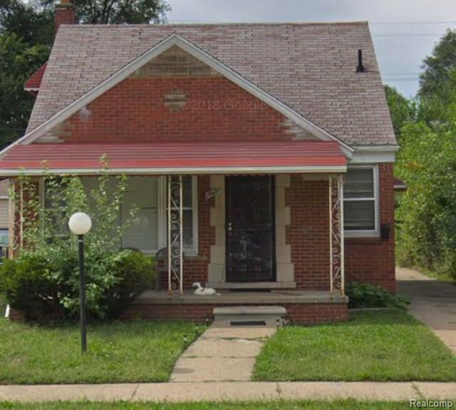 18681 Hamburg Street, Detroit, MI 48205 (#219059519) :: Keller Williams West Bloomfield