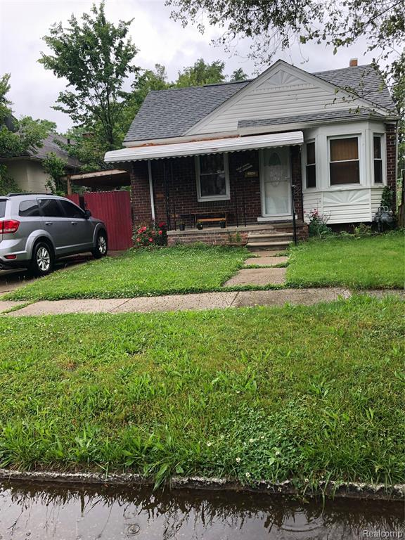 6311 Woodmont Avenue, Detroit, MI 48228 (MLS #219061177) :: The Toth Team