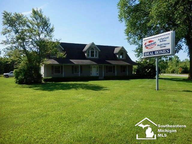 7280 N Telegraph, Frenchtown Twp, MI 48161 (#57031385080) :: The Mulvihill Group
