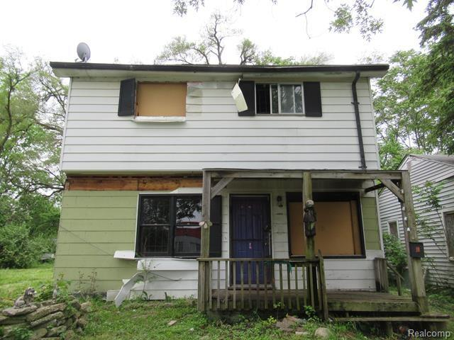 12715 Blackstone Street, Detroit, MI 48223 (#219062480) :: KNE Realty 360