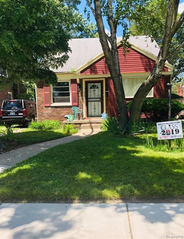 25239 dale Greenview Avenue, Detroit, MI 48219 (#219062498) :: KNE Realty 360