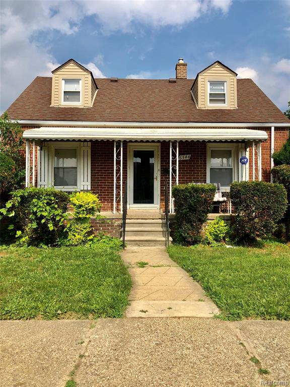 6544 Memorial Avenue, Detroit, MI 48228 (MLS #219065333) :: The Toth Team