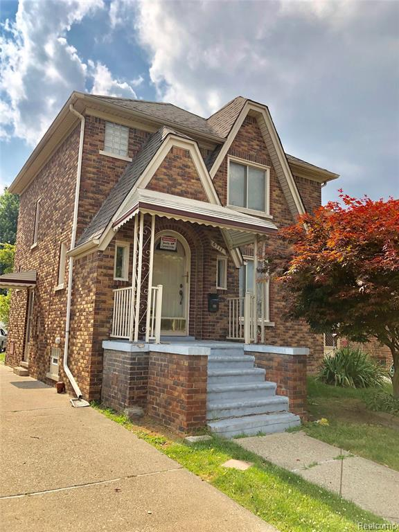6711 Abington Avenue, Detroit, MI 48228 (MLS #219065343) :: The Toth Team