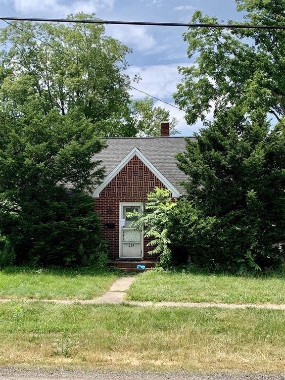 204 West St, JONESVILLE VLLG, MI 49250 (#53019032002) :: The Alex Nugent Team | Real Estate One