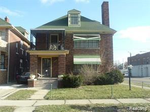 12604 Stoepel Street, Detroit, MI 48238 (MLS #219068152) :: The Toth Team