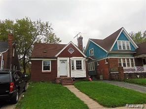 9153 Ward Street, Detroit, MI 48228 (MLS #219068215) :: The Toth Team