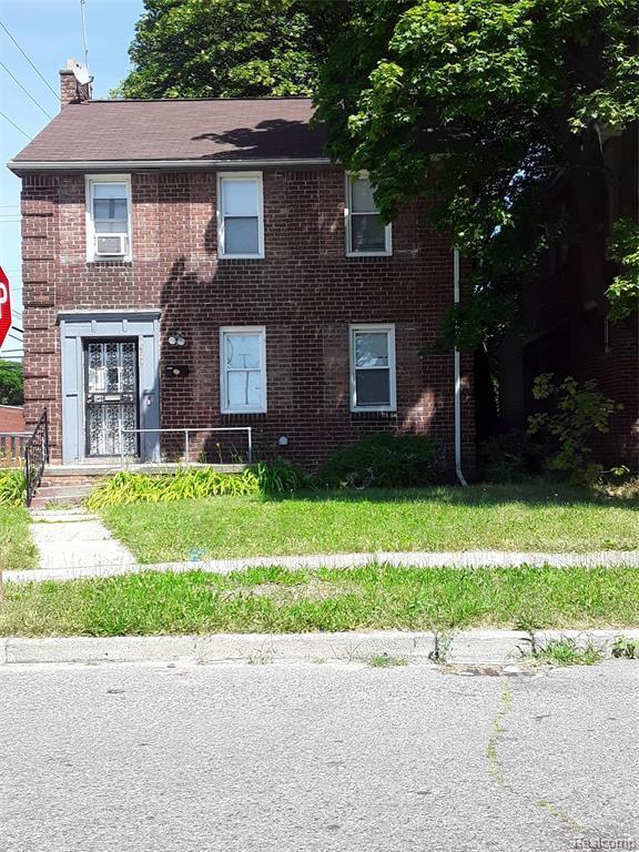 16260 Washburn Street, Detroit, MI 48221 (MLS #219069390) :: The Toth Team