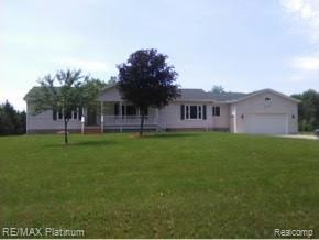 11171 Spencer Drive, Conway Twp, MI 48836 (#219069523) :: The Alex Nugent Team | Real Estate One
