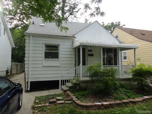 1438 Pingree Avenue, Lincoln Park, MI 48146 (MLS #219069831) :: The Toth Team