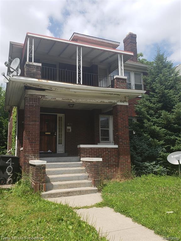 4070 Pingree Street, Detroit, MI 48204 (MLS #219069997) :: The Toth Team