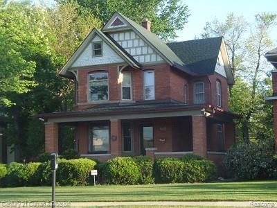 22312 Garrison Street, Dearborn, MI 48124 (#219070024) :: Springview Realty