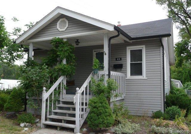 414 Baker Street, Royal Oak, MI 48067 (#219070111) :: GK Real Estate Team