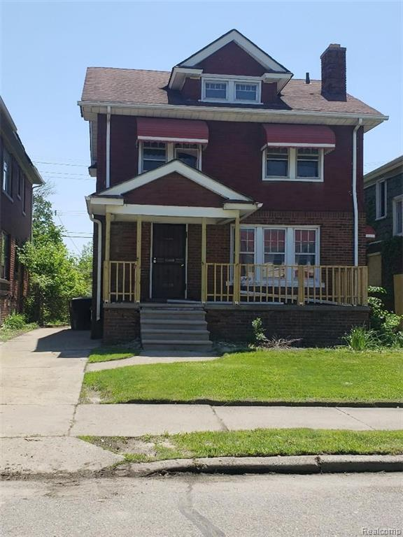 2491 Highland Street, Detroit, MI 48206 (#219070271) :: The Mulvihill Group