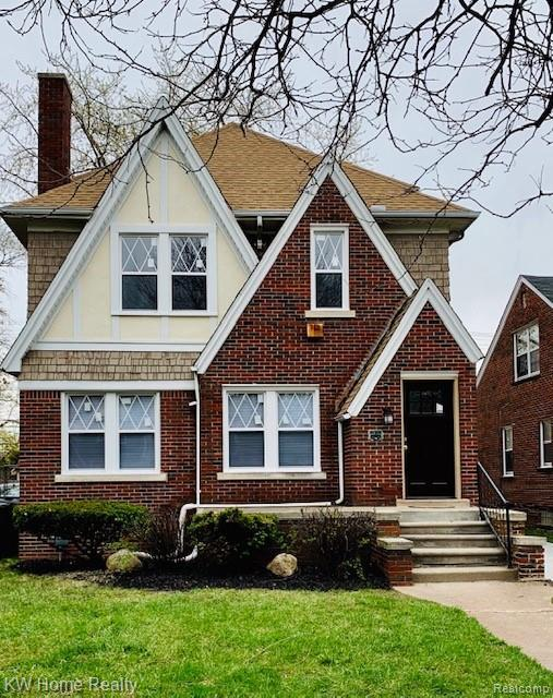 16730 Ashton Avenue, Detroit, MI 48219 (#219070740) :: The Buckley Jolley Real Estate Team