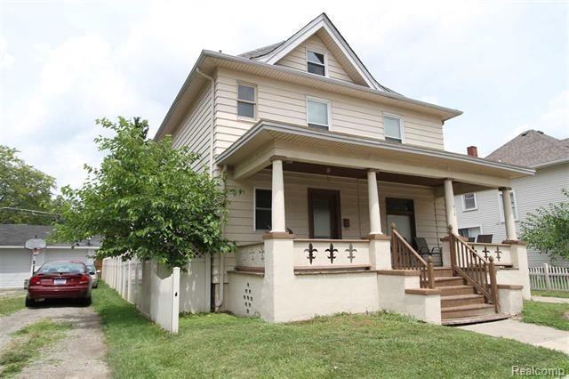 712 W Front Street, Monroe, MI 48161 (#219071809) :: GK Real Estate Team