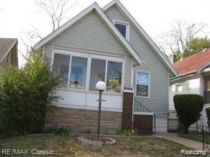 15721 Holmur Street, Detroit, MI 48238 (#219071815) :: RE/MAX Classic