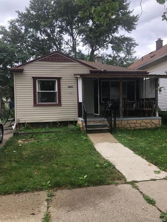 6345 Woodmont Avenue, Detroit, MI 48228 (MLS #219071940) :: The Toth Team