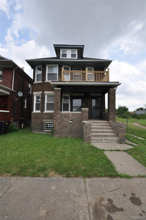 5180 Vermont Street, Detroit, MI 48208 (MLS #219071984) :: The Toth Team