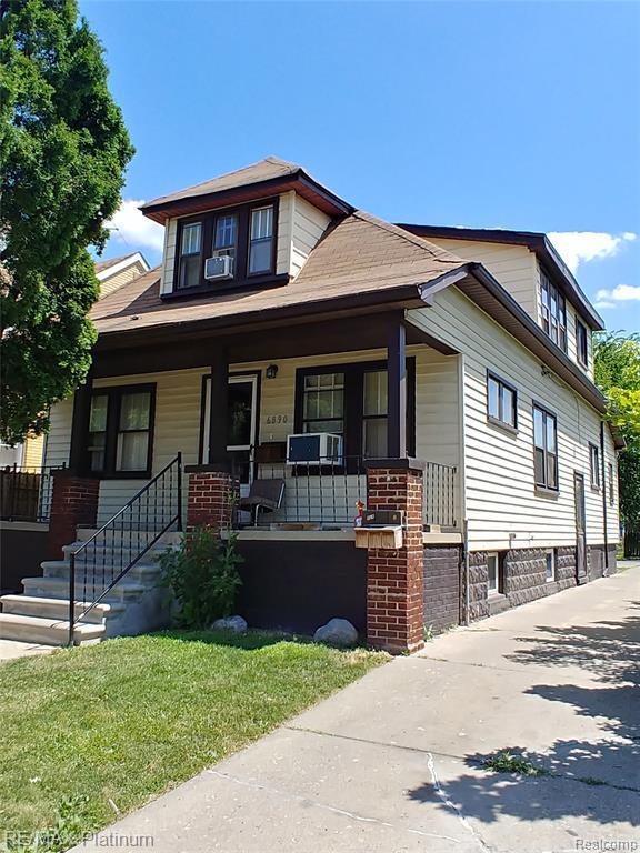 6890 Ashton Avenue, Detroit, MI 48228 (#219072337) :: RE/MAX Classic