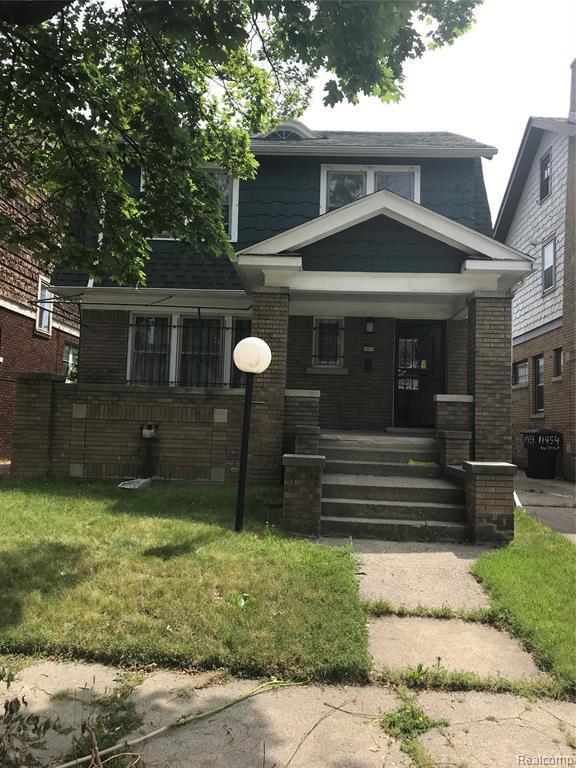 11954 Wisconsin Street, Detroit, MI 48204 (#219072490) :: RE/MAX Classic