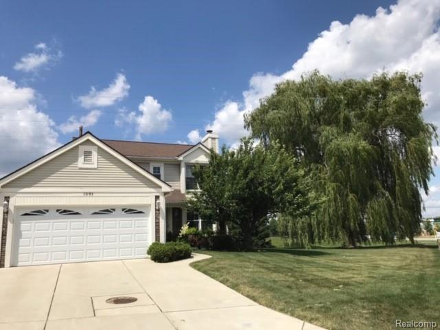 1581 Colony Drive, Rochester Hills, MI 48307 (#219074083) :: RE/MAX Nexus