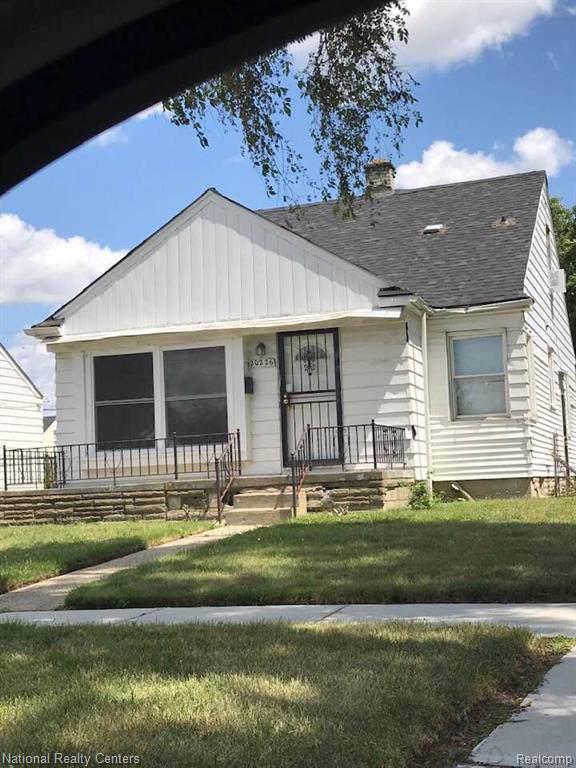20226 Goddard Street, Detroit, MI 48234 (#219077853) :: Alan Brown Group