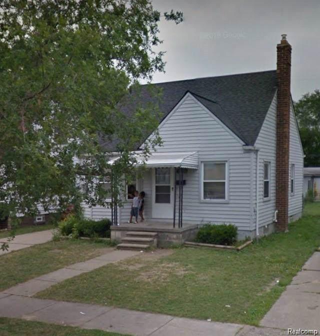 6747 Greenview Avenue, Detroit, MI 48228 (#219078003) :: RE/MAX Classic