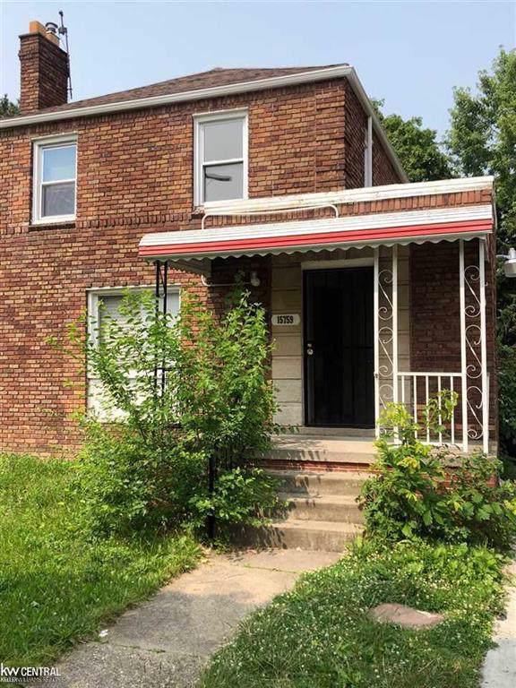 15759 Mansfield Street, Detroit, MI 48227 (#58031389417) :: RE/MAX Nexus