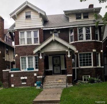 1444 Edison Street, Detroit, MI 48206 (#219079533) :: RE/MAX Nexus