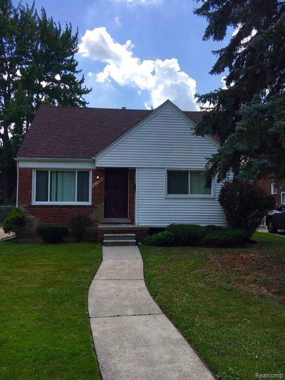 21128 Lancaster Street, Harper Woods, MI 48225 (#219080175) :: The Buckley Jolley Real Estate Team
