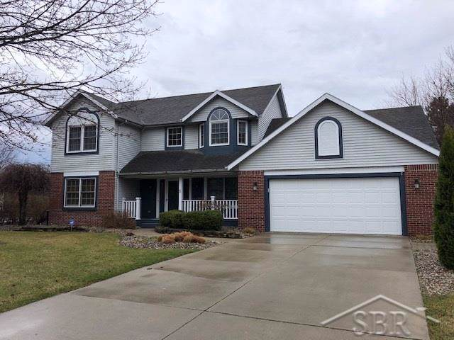 5 Oxford Knoll, Frankenmuth, MI 48734 (#61031390097) :: Alan Brown Group