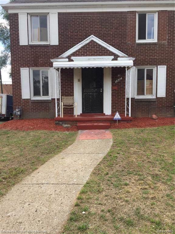 18314 Prairie Street, Detroit, MI 48221 (#219080573) :: Duneske Real Estate Advisors