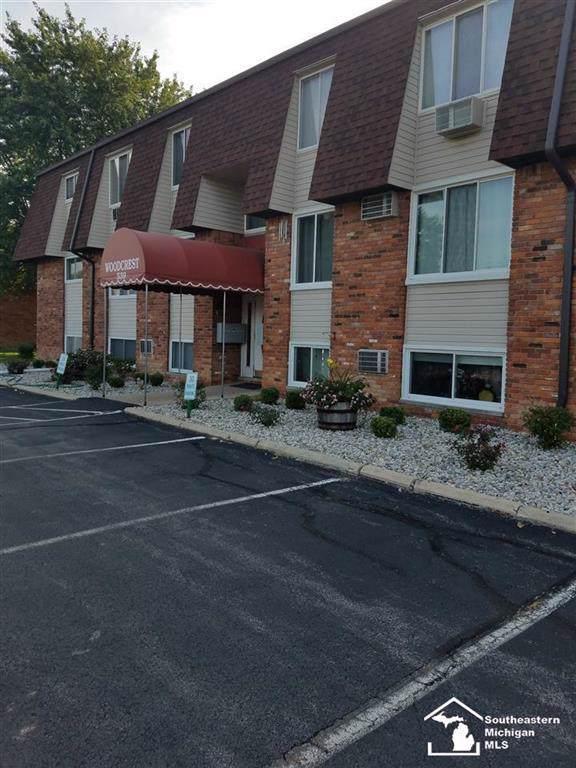 539 W John Anderson Unit 98, Monroe, MI 48162 (#57031390504) :: The Alex Nugent Team | Real Estate One