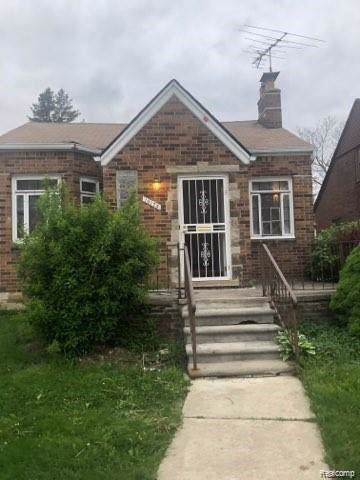 10175 Beaconsfield Street, Detroit, MI 48224 (#219081888) :: RE/MAX Classic