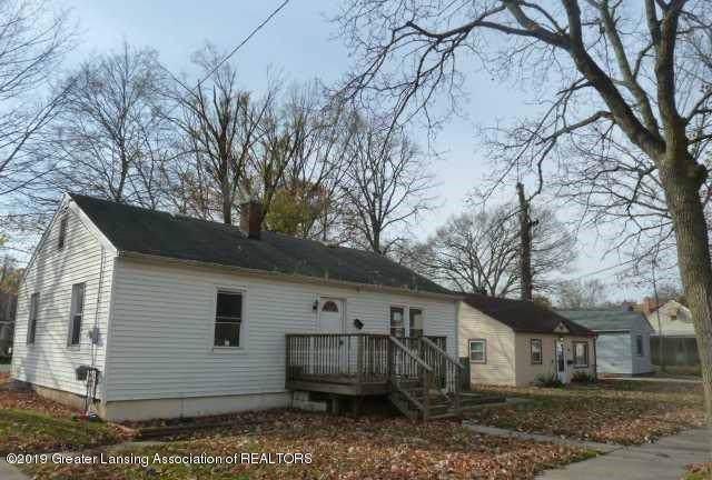 815 Woodbine Avenue, Lansing, MI 48910 (#630000239732) :: Team Sanford
