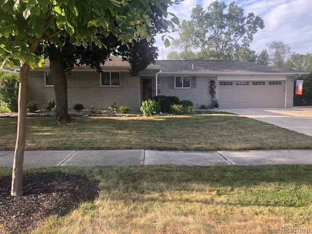 28508 Sunnydale Street, Livonia, MI 48154 (#219082087) :: Team Sanford