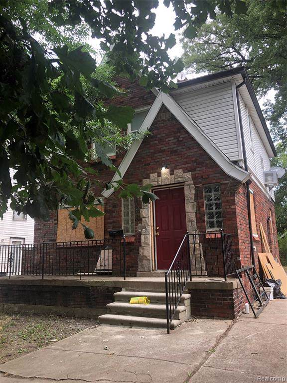 5098 Berkshire Street, Detroit, MI 48224 (#219082993) :: GK Real Estate Team