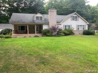 4740 S Graham Road, Swan Creek Twp, MI 48655 (#219083162) :: RE/MAX Classic