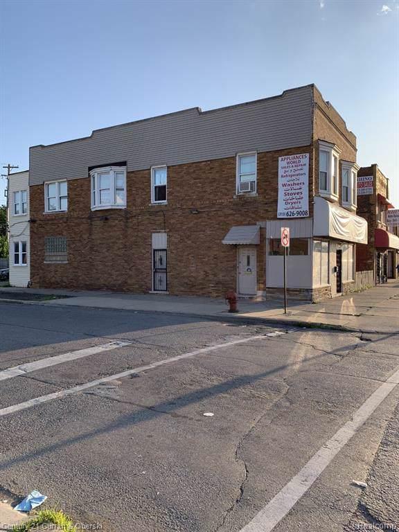 19403 W Warren Avenue, Detroit, MI 48228 (#219083369) :: RE/MAX Classic