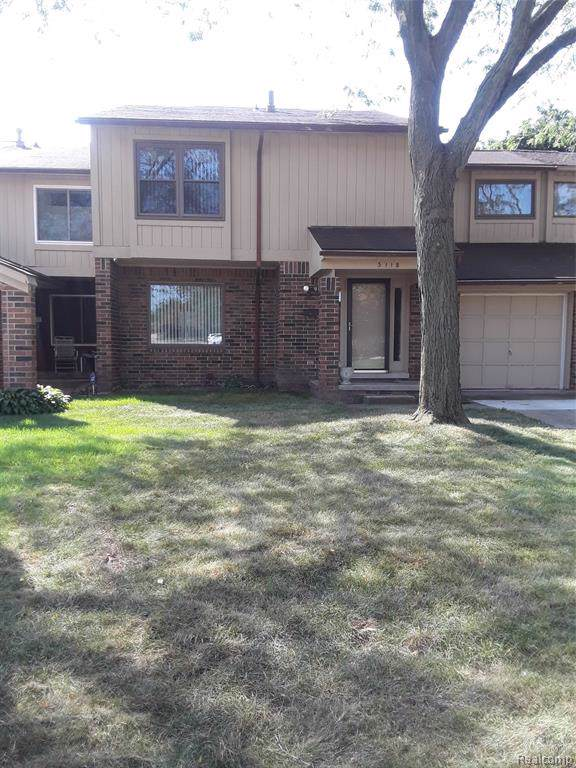 3118 Woods Circle Circle, Detroit, MI 48207 (#219083599) :: RE/MAX Classic