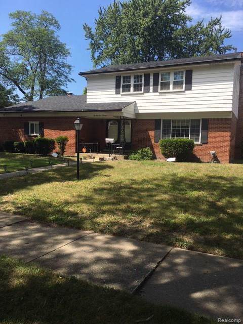 29407 Walker Drive, Warren, MI 48092 (#219083689) :: Alan Brown Group