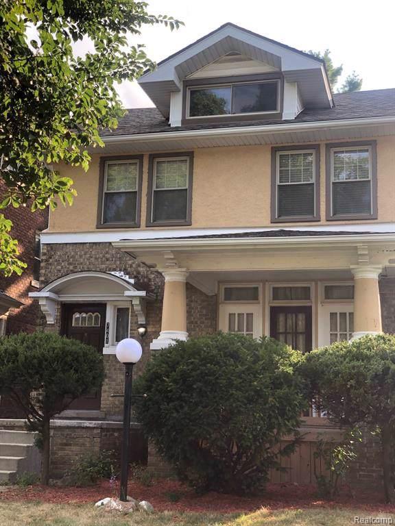 7401 Kipling Street, Detroit, MI 48206 (#219084117) :: RE/MAX Classic
