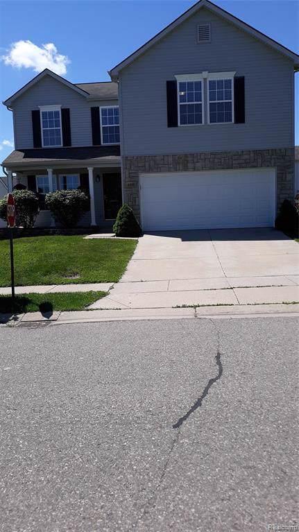 8593 Kalamazoo River Drive, Handy Twp, MI 48836 (#219084228) :: The Buckley Jolley Real Estate Team