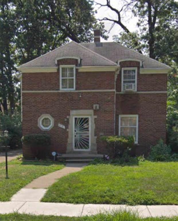 8121 Marygrove Drive, Detroit, MI 48221 (#219084239) :: Alan Brown Group