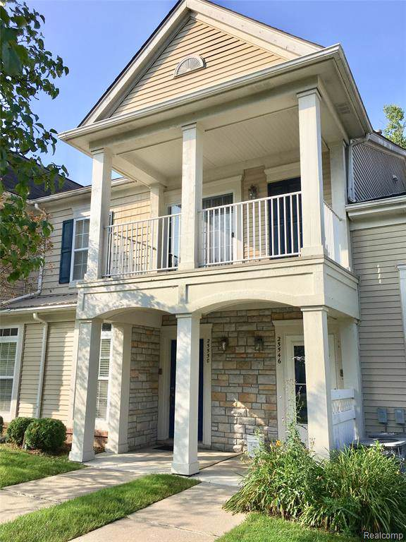 25550 Sun Sail Court, Harrison Twp, MI 48045 (#219084390) :: RE/MAX Classic