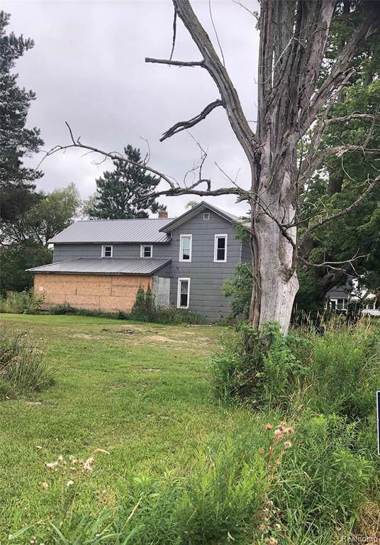 13425 Shaftsburg Road, Woodhull Twp, MI 48882 (#219084416) :: The Buckley Jolley Real Estate Team