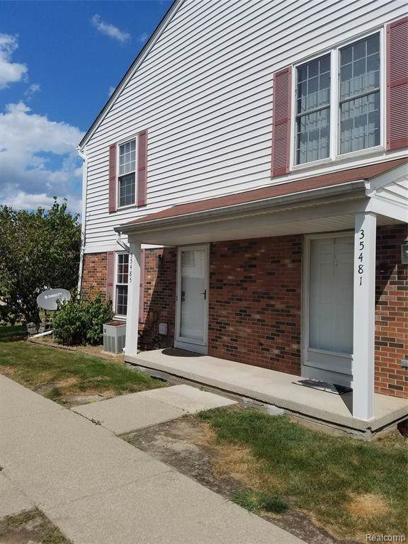 35485 Stillmeadow Ln #23, Clinton Twp, MI 48035 (#219084460) :: RE/MAX Classic