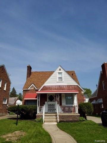 15064 Strathmoor Street, Detroit, MI 48227 (#219084615) :: RE/MAX Classic